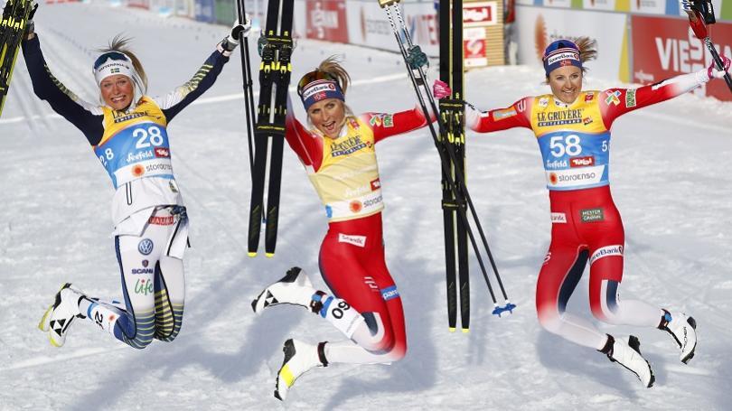 MS: Favorizovaná Johaugová triumfovala na 10 km klasickou technikou, Procházková 32.