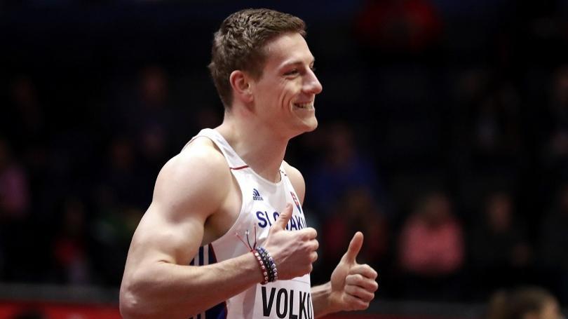 HME: Ján Volko halovým majstrom Európy na 60 m!