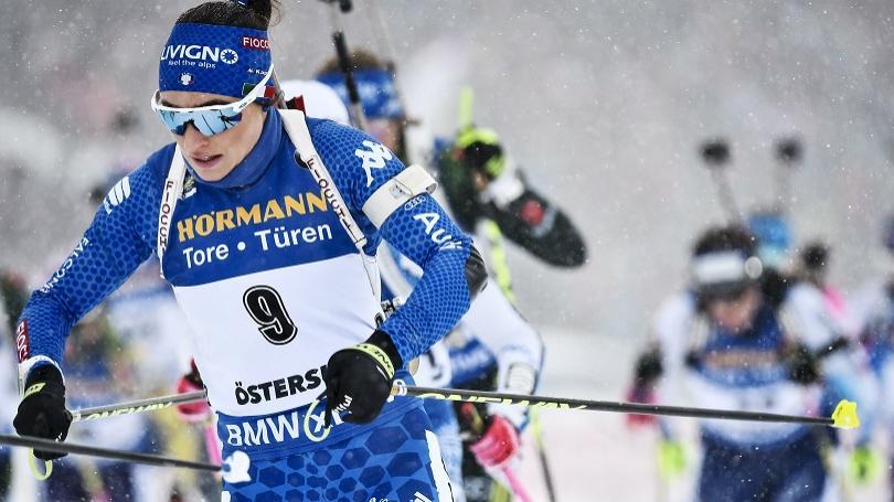 Talianka Wiererová víťazkou pretekov s hromadným štartom, P. Fialková 12.