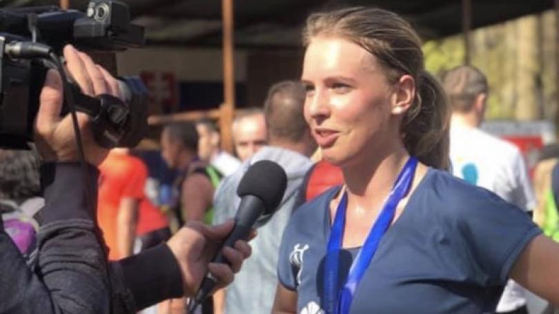 Sahajda obhájil titul na 10 km, Valovej premiérové slovenské zlato