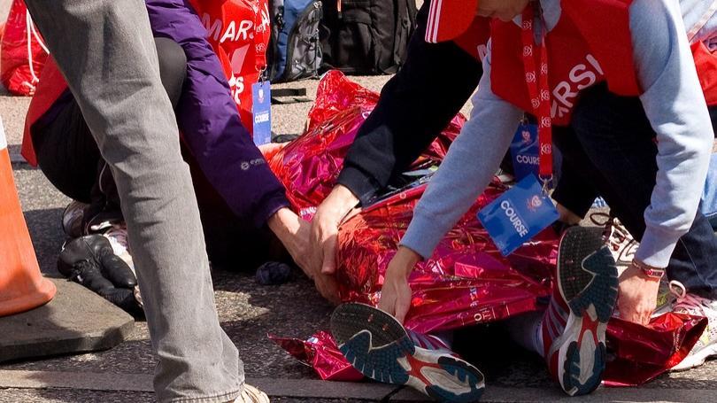 Na maratóne vo Viedni smrť pretekára