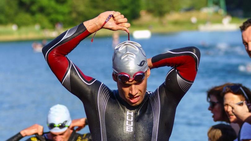 TRIATLON-WTS: Varga nedokončil preteky na Bermudách, odstúpil pre kŕče