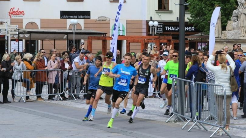 FOTO: City run Trnava