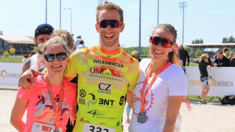 FOTO: Kašša a Maníková víťazmi pretekov PomléRun v Šamoríne