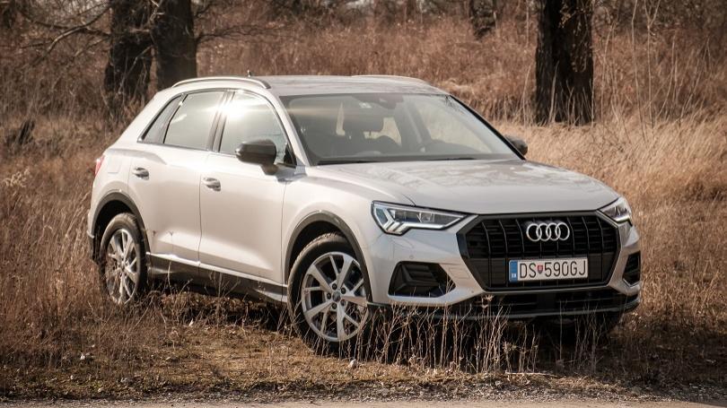 Audi Q3: Viac sebavedomia aj výkonu