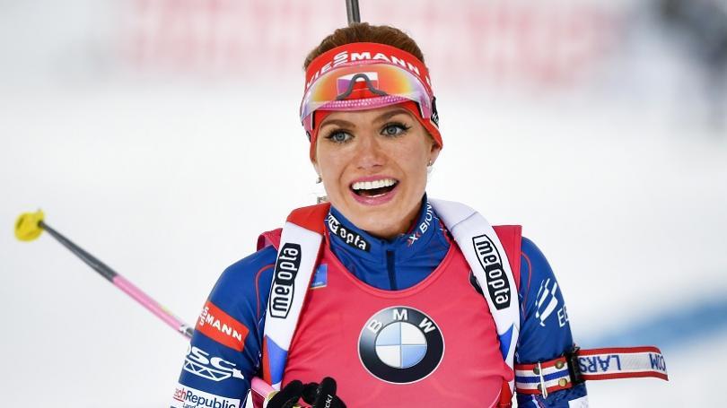 VIDEO: Češka Gabriela Koukalová ukončila aktívnu kariéru športovkyne