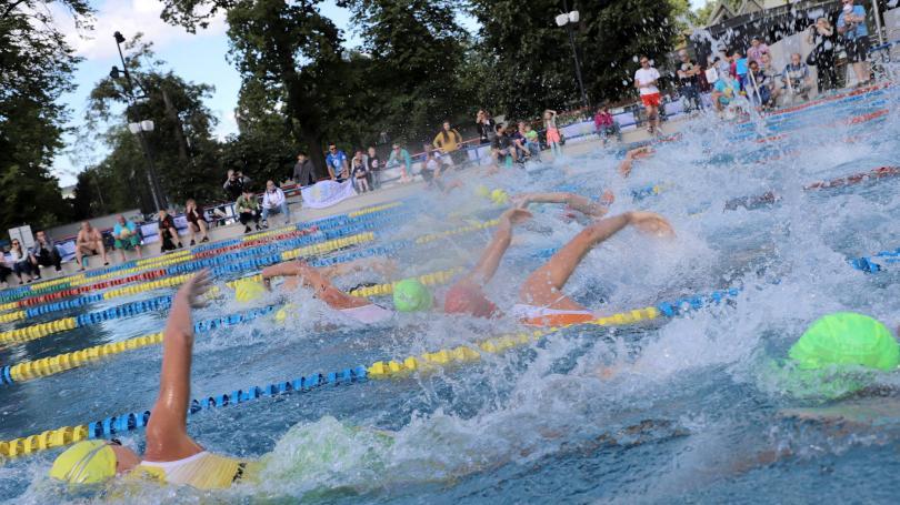 NESS CITY TRIATLON odštartuje letné prázdniny