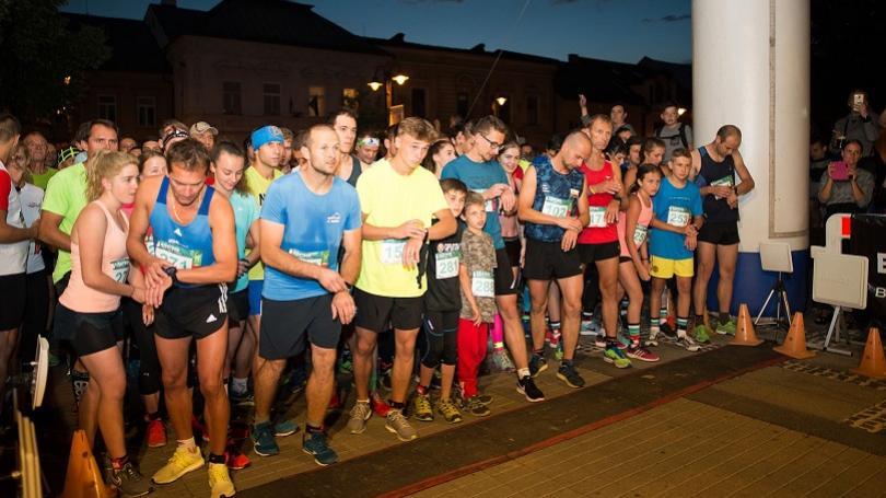 VIDEO: Sériu športových podujatí otvorí v sobotu Night Run v Liptovskom Mikuláši