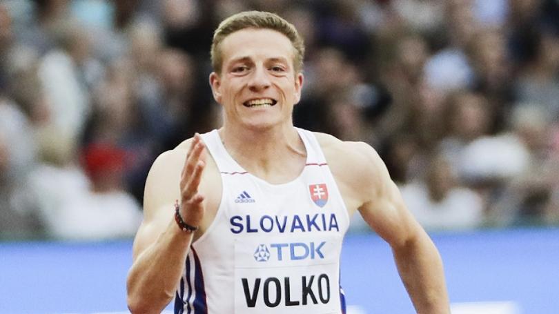 VIDEO: Volko vo finále dvojstovky piaty, prekážkárka Lajčáková siedma