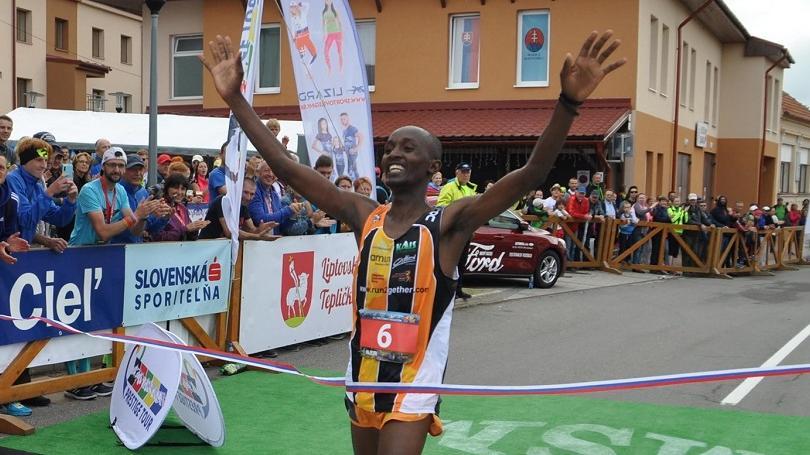 Malý Štrbský maratón vyhral Keňan Njeri