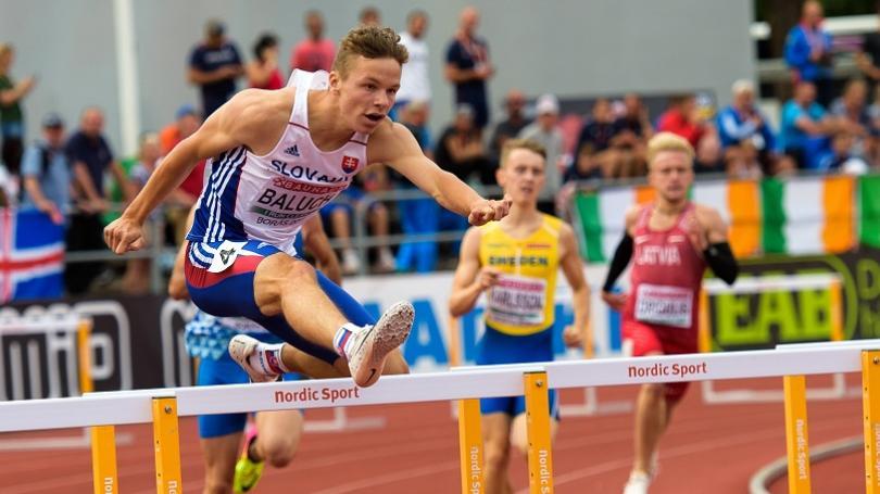MEJ: Prekážkar Baluch prekvapivo bronzový, vytvoril si osobný rekord