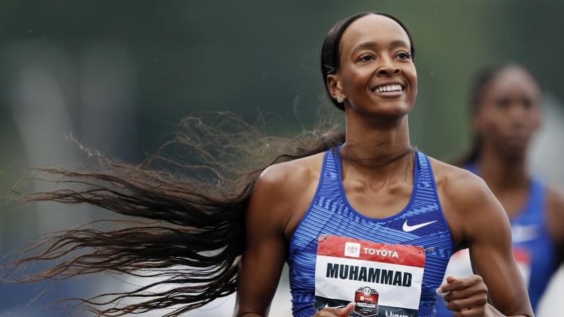 VIDEO: Američanka Muhammadová zlepšila svetový rekord na 400 m prekážok