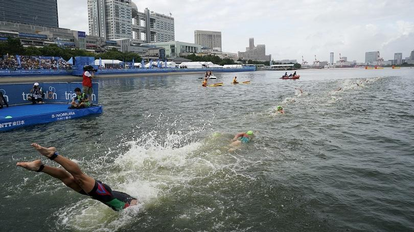 Ďalšie problémy v Tokiu, okrem horúčav spôsobuje organizátorom ťažkosti aj vysoké množstvo baktérií vo vode