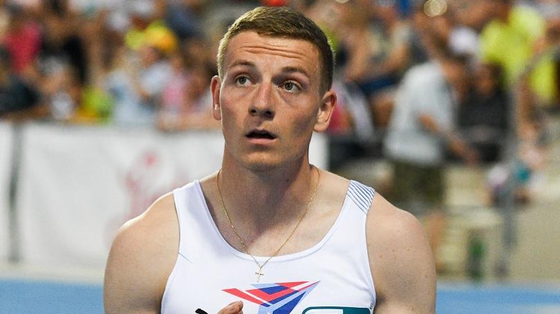 Volkovi stúpa forma, v Prahe vyhral 200 m za 20,60 a hladko zdolal Masláka