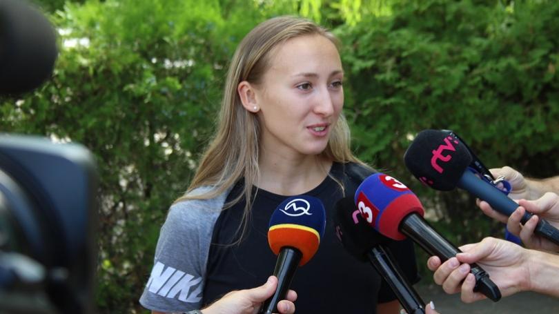 Gajanovú vybrali na prestížny duel Európa - USA v Minsku