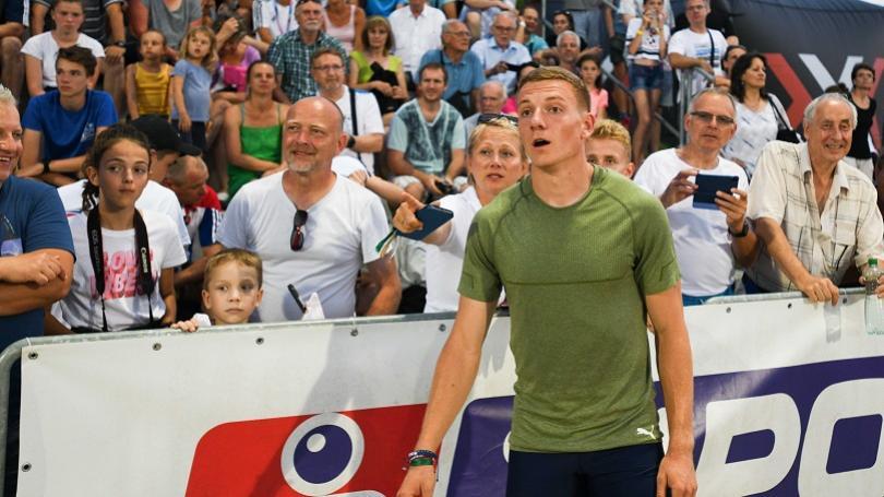 Šprintér Ján Volko definitívne ukončil letnú sezónu, na MS do Dauhy nepôjde