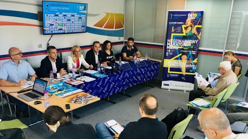 Na MMM 2019 registrovaných 14,5-tisíc ľudí, enormný záujem aj o M-SR v maratóne