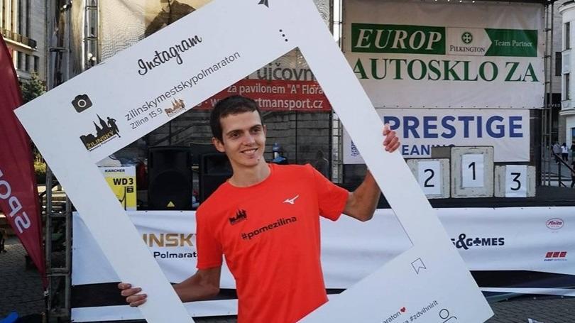 Žilinský polmaratón vyhral Ďurec, padol účastnícky rekord