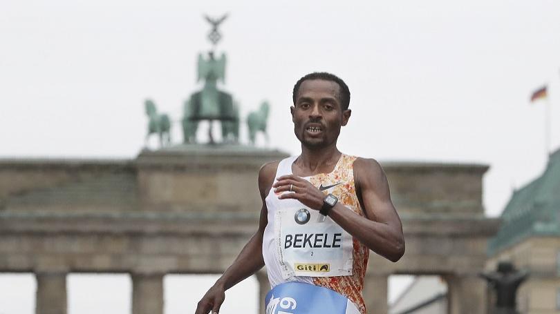 VIDEO: Bekelemu ušiel svetový rekord v maratóne len o dve sekundy