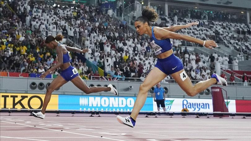 VIDEO: Muhammadovej svetový rekord na 400 m prekážok!