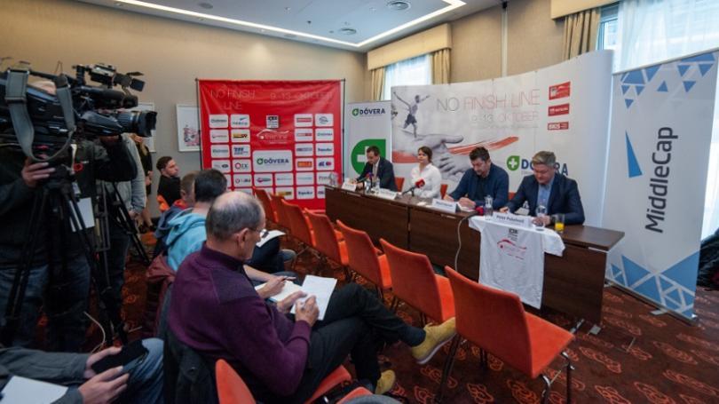 VIDEO: Charitatívny beh No Finish Line osobne podporí aj Peter Sagan