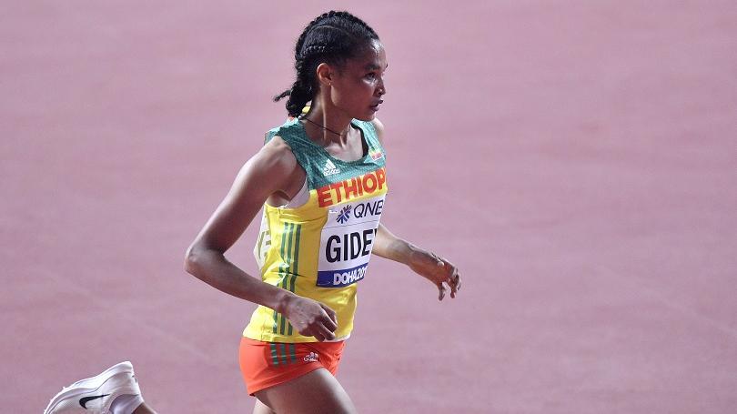Gideyová zlepšila najlepší čas histórie v behu na 15 km