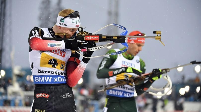Fialková má vysoké ambície, J. T. Bö možno vynechá viacero pretekov