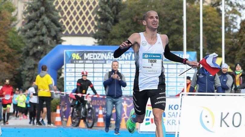 Sahajda zabojuje o účasť na OH 2020 na Viedenskom maratóne