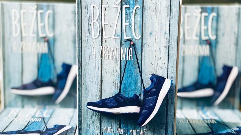 Vyšla nová kniha pre bežcov: Bežec a zranenia