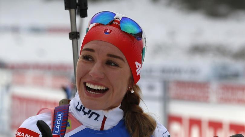 Eckhoffová suverénna v ruhpoldingskom šprinte, P. Fialková na 5. mieste