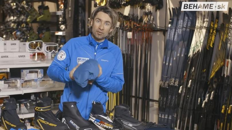 VIDEO: Ako sa obliecť na bežky? Poradí vám Michal Malák!