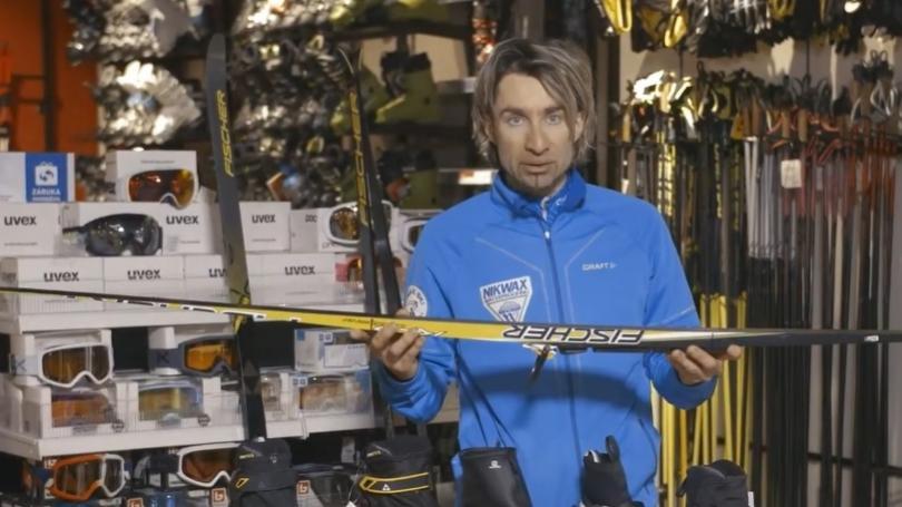 VIDEO: Ako si vybrať bežky, obuv a palice? Poradí vám Michal Malák!