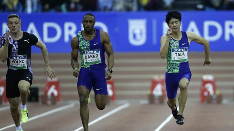 Volko prekonal rekord SR na 60 m. Za tento čas by sa nehanbil ani Bolt!