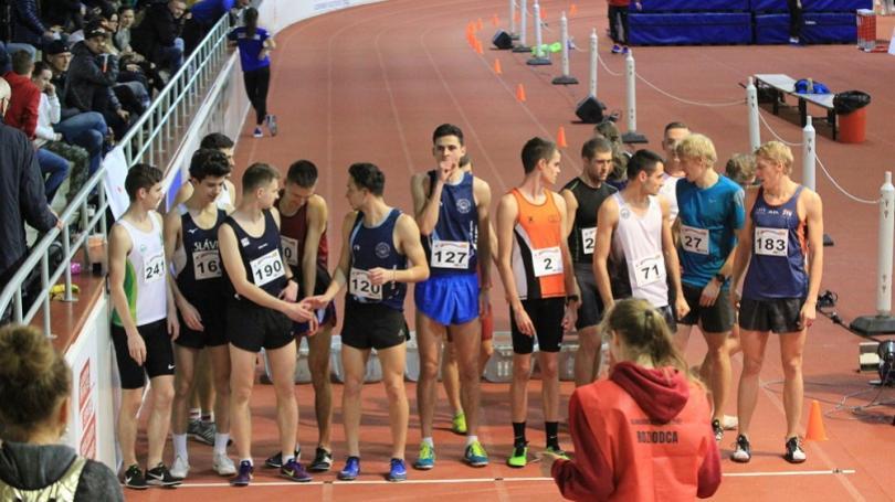 FOTO: Halové majstrovstvá Slovenskej republiky v atletike