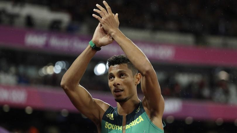 Wayde van Niekerk sa vrátil do súťažného diania, problémy s kolenom sú minulosťou