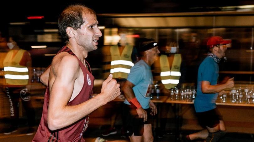 Sahajda v Prievidzi na nočnom behu 10 km za 30:07, Bičanová atakovala Melicherovej rekord