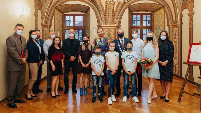 Bývalú biatlonistku Kuzminovú vyhlásili za športovú osobnosť mesta Banská Bystrica