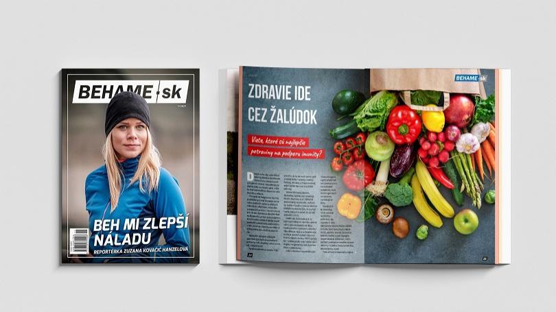 Čítajte zimné číslo magazínu behame.sk