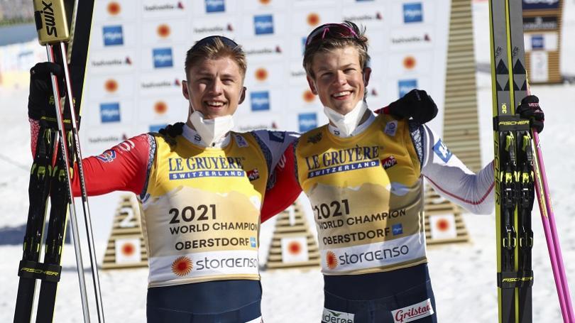 Majstrami sveta v tímšprinte sa stali muži Nórska a ženy Švédska