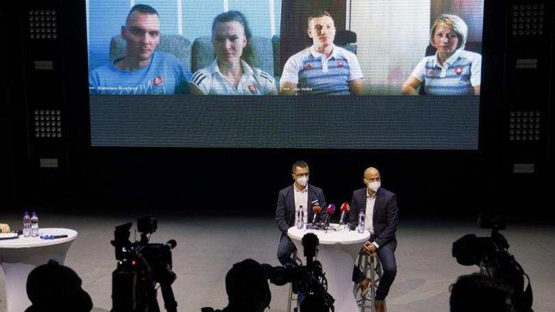Slovenská výprava na HME v Toruni splnila ciele, referuje šéftréner SAZ