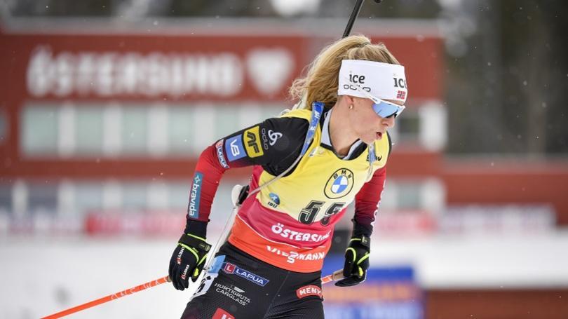 Rýchlostné preteky žien v Östersunde ovládla suverénka Eckhoffová, Paulína Fialková druhýkrát v sezóne v Top 10