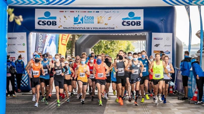 Bratislavský maratón sa začne netradične už v máji