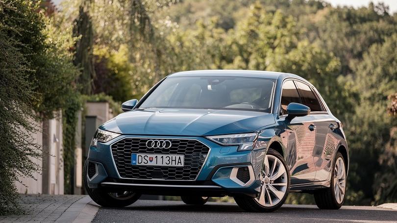 """Audi A3 Sportback: Ingolstadtský kompakt je """"šik"""" ako nikdy predtým"""