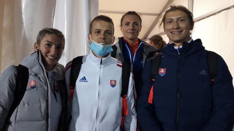 World Athletics Relays: Slovenské štafety so slovenskými rekordmi, miešanej štvorstovkárskej ušli MS 2022