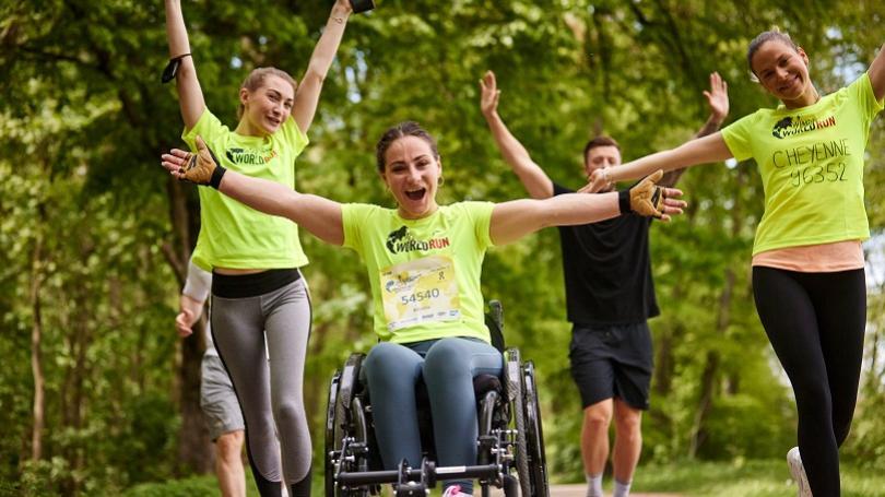 Wings for Life World Run lámal rekordy. Najväčší beh v histórii podporilo 184 236 účastníkov