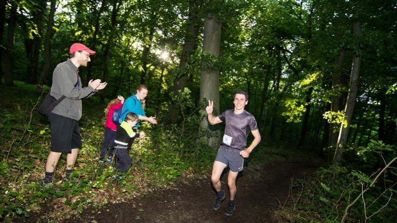 FOTO: Cross polmaratón Devínsky ríbezlák