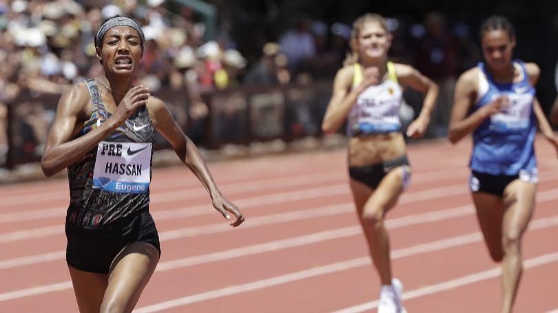 VIDEO: Hassanová prekonala päť rokov starý svetový rekord na 10 000 m