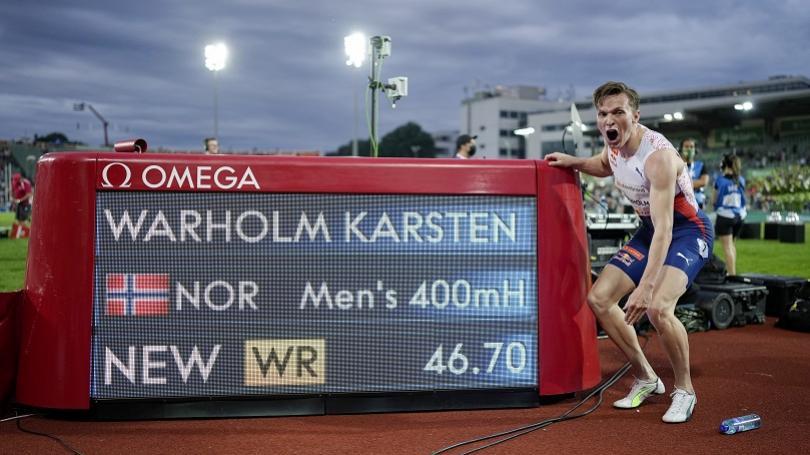 VIDEO: Míting DL v nórskom Osle ozdobil svetovým rekordom na 400 m prek. domáci Warholm