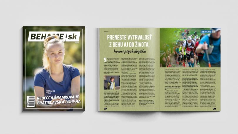 Relaxujte s magazínom BEHAME.sk. Letné číslo už v predaji