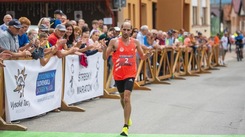 Po 16 rokoch zvíťazil na Malom štrbskom maratóne Slovák. Trať najrýchlejšie odbehol Tibor Sahajda